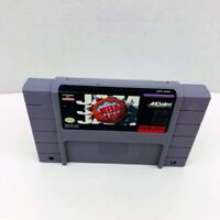 NBA Jam Super Nintendo Entertainment System SNES Video Game Cartridge Only