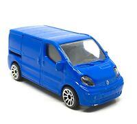 Majorette Renault Traffic Blue 1/64 239B Defected 001