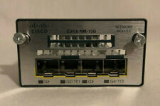 Cisco C3KX-NM-10G Expansion Module - 10GB SFP+ (3560x 3750x) - 30 Day Warranty