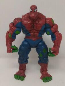 """Marvel Legends Spider-Man Classics Spider-Hulk 8"""" Action Figure By ToyBiz 2006"""