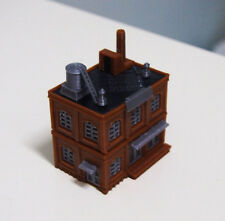 Outland Models Railway Industrial Building Factory / Warehouse STACKABLE Z Scale
