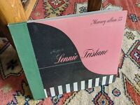 Lennie Tristano Rare Early 3x 78 Box Set Binder bop MERCURY A33 complete