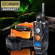 Dogtra 282C Compact Remote Dog Training Collar System 1/2-Mile Waterproof  2-Dog