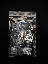 20 Dzus 1/4 Turn Clip Nut fasteners