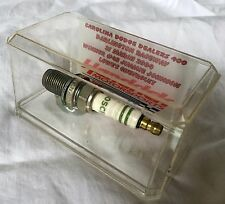 JIMMIE JOHNSON Race-Used Spark Plug, 2004 Carolina Dodge Dealers 400 Win, COA
