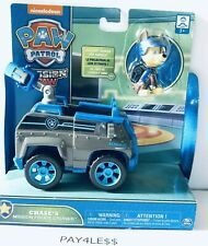 Nickelodeon PAW PATROL Mission Paw CHASE POLICE CAR CRUISER Kids TOY VEHICLE