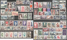 Timbres France neufs** - Beau lot divers.