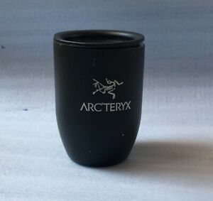 Arc'teryx Limited Stainless Steel Espresso Cup Black Cappuccino Cup