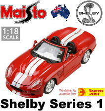 Maisto Plastic Diecast Vehicles