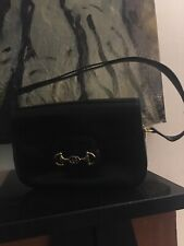 Gucci Lady Web Purse 100% Leather Black Classic Perfect Iconic