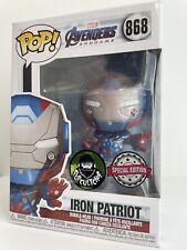 Marvel Avengers Endgame Funko Pop! - Iron Patriot #868 Vinyl Figure