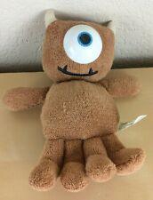 "Hasbro 2001 Monsters Inc. 10"" Little Mikey Plush Doll (Disney Pixar)"