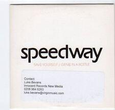 (EZ47) Speedway, Save Yourself - 2003 DJ CD