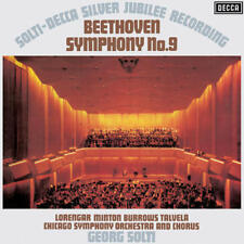 Georg Solti / CSO - Beethoven: Symphony 9  180G 2-LP RE RM NEW / SPEAKERS CORNER