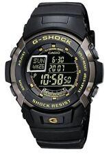 Casio G-Shock Men's Quartz Watch Black Dial Digital Display and Black Resin