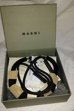 MARNI - ITALY - LADIES WOOD NECKLACE