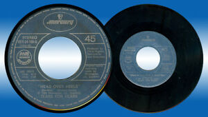 Philippines TEARS FOR FEARS Head Over Heels 45 rpm
