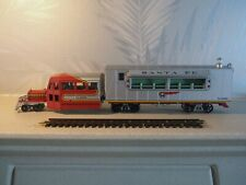 On30 Precision Craft Models Galloping Goose Passenger Body ATSF War Bonnet