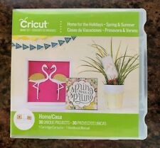 Cricut Cartridge - Home for the Holidays - Spring and Summer