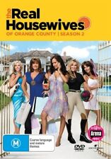The Real Housewives Of Orange County : Season 2 (DVD, 2011, 3-Disc Set)