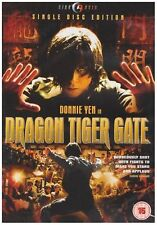 Dragon Tiger Gate - Donnie Yen,Nicholas Tse Brand New and Sealed UK Region 2 DVD