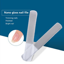 Nail File Tool Nano Glass Buffer Polishing Grinding Nail Art Manicure Device Ve
