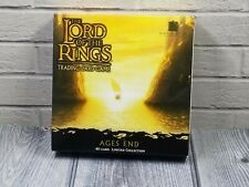 LORD OF THE RINGS TCG CCG Ages End BOX SET NEW Sealed LOTR Decipher