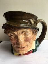 Royal Doulton Large Toby character jug older 'Paddy' w/ early 'A' mark Excellent