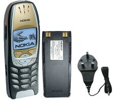 New Condition Nokia 6310i Jet Black Unlocked Sim Free Bluetooth  Mobile Phone