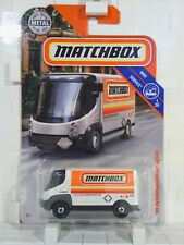 2018 Matchbox '09 International Star Delivery Van Truck - X14