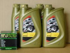 Agip ENI   I-Ride 10W-60 Racing Öl / Filter Aprilia 1200 Caponord auch Rally