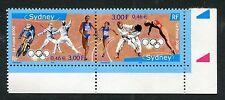 Paire timbres FRANCE YT n° 3340A neufs TB** en CDF : J. O. de SYDNEY - 2000