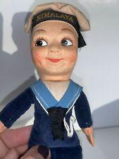 Empire Sailor Doll Jollyboy Ss Himalaya Peggy Nisbet Navy Suit of World Boy Usa