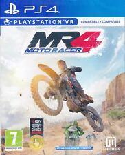 Moto Racer 4 PS4 Game (PSVR Playstation VR Compatible) Brand New Sealed