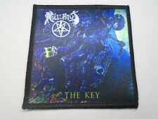 NOCTURNUS THE KEY SUBLIMATED PATCH