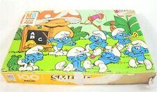 Vintage Smurf Puzzle 100 Pc.