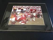 Georgia Bulldogs Football Herschel Walker 1st down photo in matt 11x14 UGA