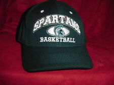 newest f3ab9 4da6b Michigan State Spartans BASKETBALL Hat Size 7 1 8 New!