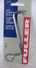 Fuller Offset Screwdriver Recessed 135-0812 (812) #1 #2 Phillip Tips NOS OFF SET