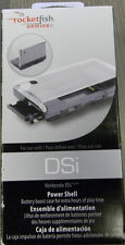 NEW Rocketfish Nintendo DSi Power Shell Rechargeable Battery Booster Case