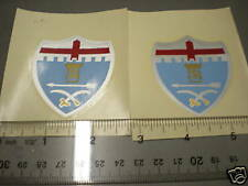US ARMY 11th INFANTRY REGIMENT M1  DECALS - 1 PAIR