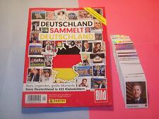 Panini Deutschland sammelt Deutschland komplett alle 432 Sticker + Album!!!
