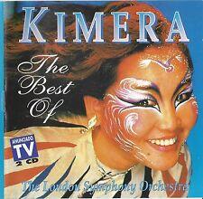 KIMERA- 2 CDs,The Best of KIMERA  w/ London Symphony Orchestra RARE!