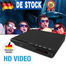 UHD CD DVD Play Spieler USB AV Anschluss Mit Fernbedienung für TV Player