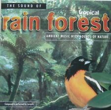 THE SOUND OF TROPICAL RAIN FOREST - CD
