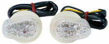 K&S Fairing Mount Marker Lights, Smoke Lens