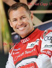 Tom Kristensen Audi 9 Times Le Mans Winner Portrait Photograph 11