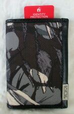 TUMI Mens ALPHA Multi Window Card Case WALLET Grey Highlands 0119274GHLPID NEW