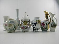 La raccolta porcellana vasi & altrimenti. 10 pezzi * COPERCHIO VASO * Petroleum Lampada * TAZZA