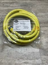 TPC Wire & Cable 83191 Super Trex 16AWG Quick Connect Cable, 9 Pole Male 12' New